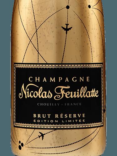 Nicolas Feuillatte Reserve Brut Edition Limitee Champagne Wine Info