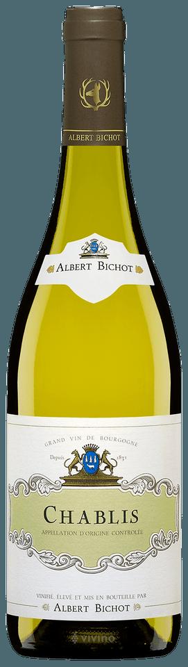 Albert Bichot Bourgogne Vieilles Vignes de Chardonnay 2017 ... | 960x271