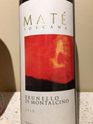 2004 Mate Brunello di Montalcino DOCG, Tuscany: auctions ...
