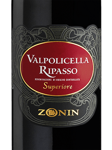 Frisk Zonin Valpolicella Ripasso Superiore 2013 | Wine Info OP-79