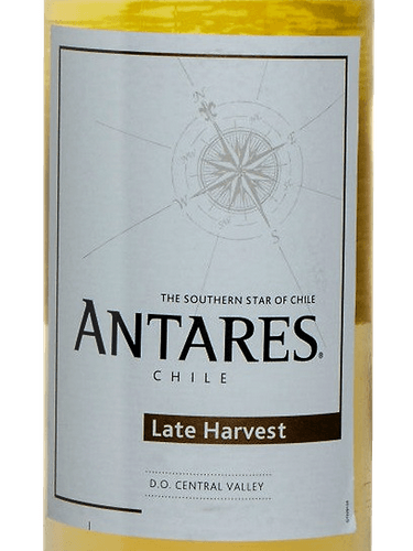 Antares Late Harvest