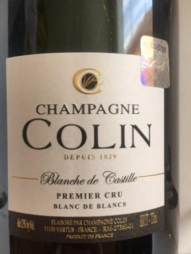 Blanche de blanche champagne