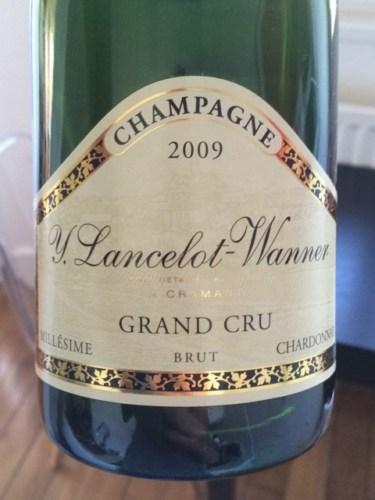 champagne y lancelot wanner