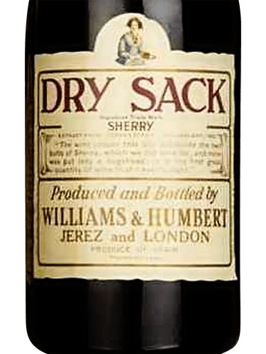 Williams Humbert Dry Sack Sherry Vivino