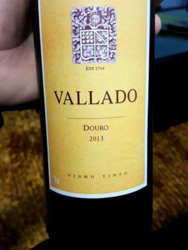 Quinta do vallado douro vinha dos freires 2013 wine info - Quinta do vallado ...