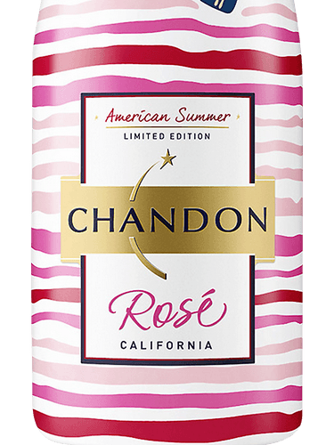 chandon rose american summer limited edition