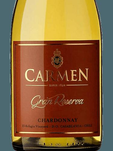 Kết quả hình ảnh cho carmen gran reserva chardonnay