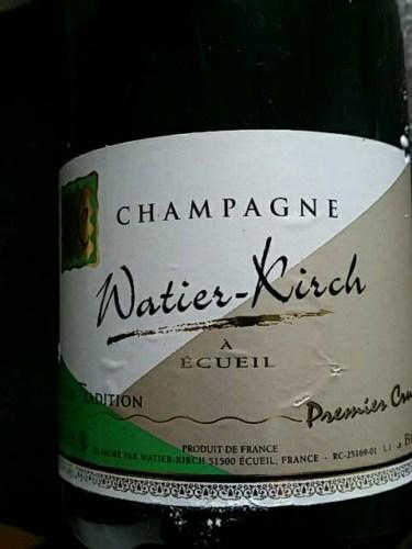 champagne watier kirch