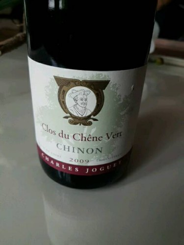 charles joguet clos du ch 234 ne vert chinon 2009 wine info