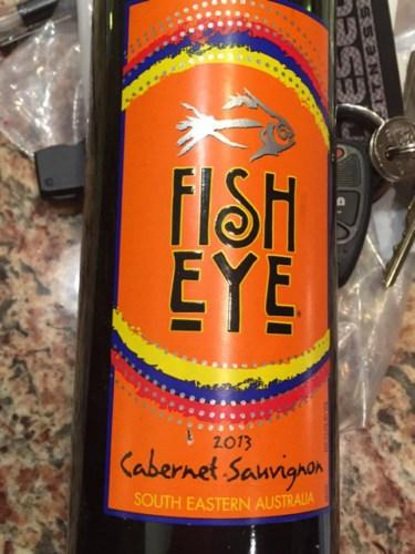 Fisheye cabernet sauvignon 2013 wine info for Fish eye wine