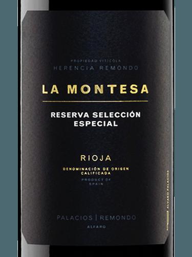 Palacios Remondo Rioja Reserva Selección Especial La Montesa 2005