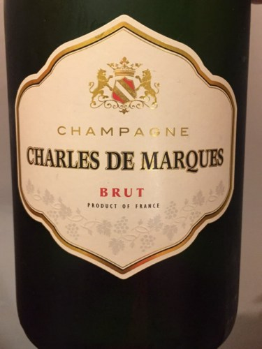 & Charles de Marques Champagne Brut   Wine Info