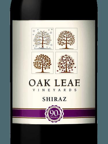 Oak Leaf Shiraz | Vivino
