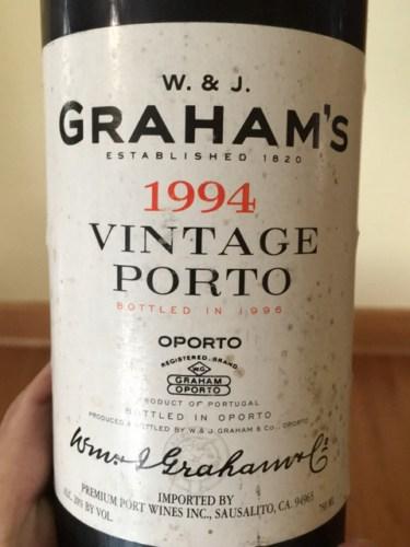 1994 Vintage Port Gifts 1994 Graham