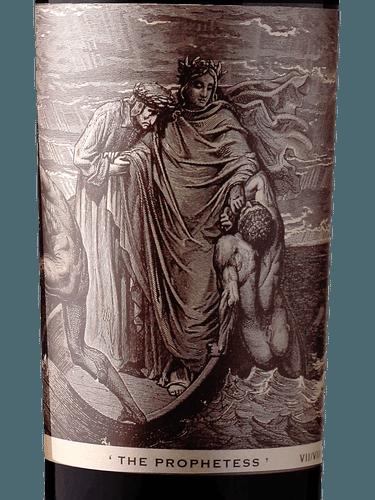 Sans Liege The Prophetess 2015 Wine Info