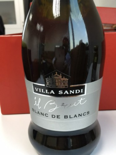 Villa sandi brut blanc de blancs wine info for Belle jardin blanc de blancs