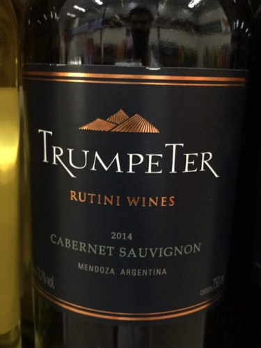 Image result for trumpeter wine