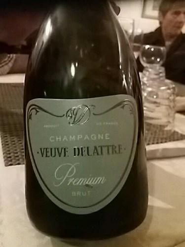 Veuve Delattre Preium Brut NV Wine Info
