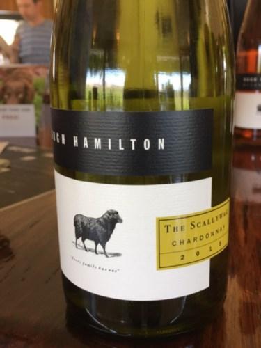 Hugh Hamilton The Scallywag Chardonnay 2015 Wine Info