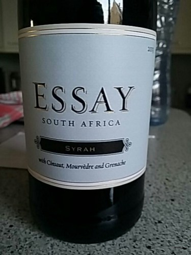 essay wine Learn more about the effects of red wine on the body here  please use one of the following formats to cite this article in your essay, paper or report: mla brazier, yvette is red wine good.