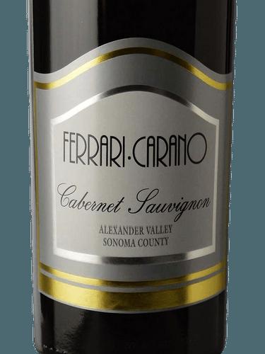 Ferrari Carano Cabernet Sauvignon 2013 | Wine Info