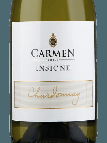 Kết quả hình ảnh cho CARMEN INSIGNE chardonnay 2017