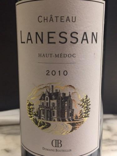 Ch teau lanessan haut m doc 2002 wine info for Chateau lanessan