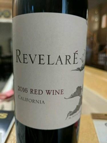Revelaré Red Blend 2016