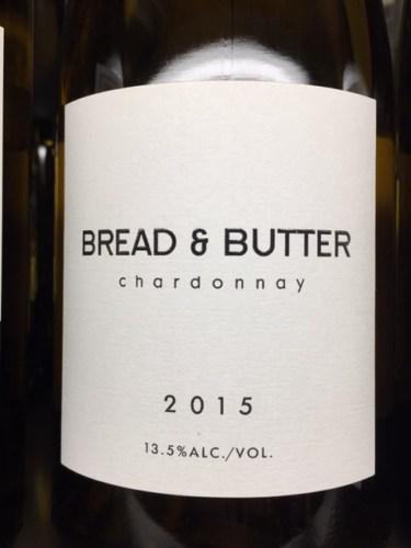 Bread Amp Butter Chardonnay 2015 Wine Info
