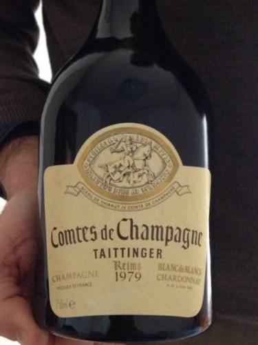 Taittinger chardonnay blanc de blancs champagne wine info for Belle jardin blanc de blancs