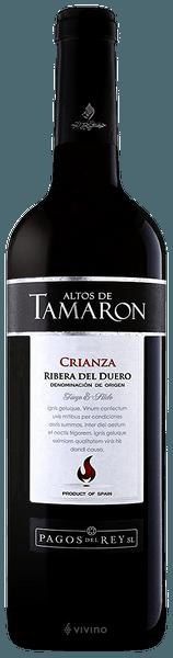 2015 Altos De Tamarón Crianza Ribera Del Duero Vivino