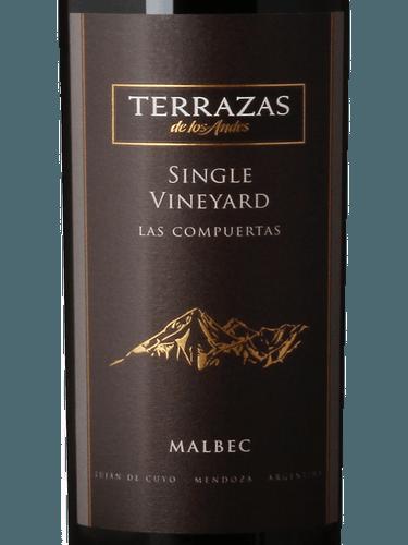 2017 Terrazas De Los Andes Single Vineyard Las Compuertas Malbec Vivino