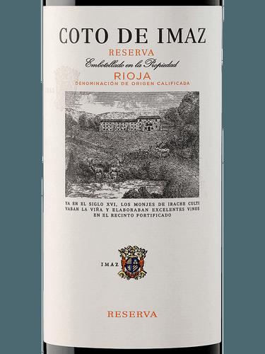 2015 El Coto Coto De Imaz Rioja Reserva Vivino