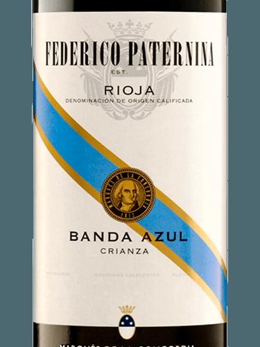 2016 Federico Paternina Banda Azul Crianza Vivino