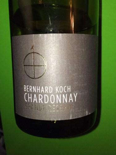 Bernhard koch grande reserve chardonnay 2013 wine info for Koch 3 winde