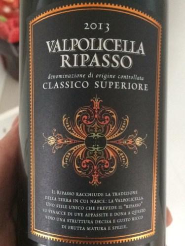 Kendte Lidl Valpolicella Ripasso Classico Superiore 2013 | Wine Info DQ-19
