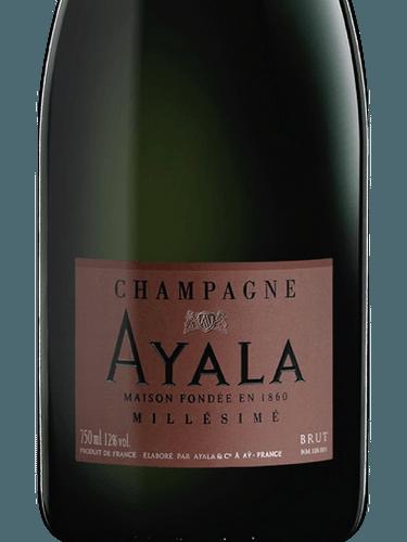 Champagne ayala millesime