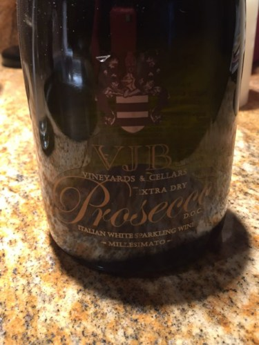 Vjb Prosecco Extra Dry White Sparkling Nv Wine Info