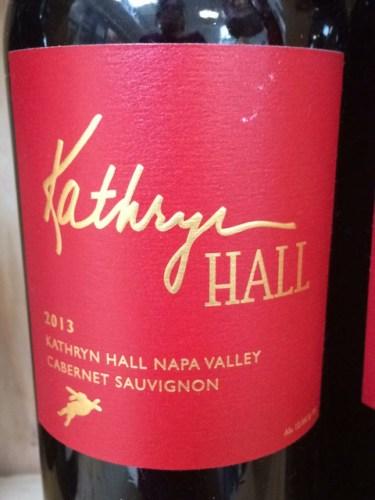 Hall Kathryn Hall Cabernet Sauvignon 2013 Wine Info