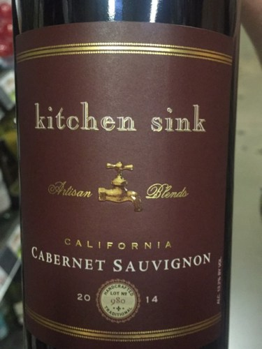 Kitchen Sink Cabernet Sauvignon | Wine Info