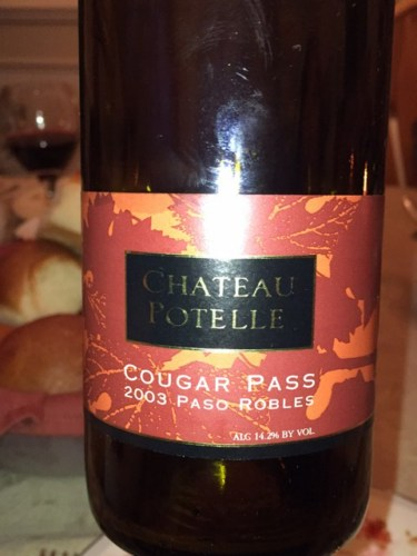 chateau potelle cougar pass Adult signature is required for every shipment for walk-in customers: please call ahead of time to make sure the item you are seeking is in stock.