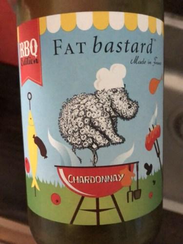 Verwonderlijk Fat Bastard (Thierry & Guy) BBQ Edition Chardonnay | Wine Info OJ-18