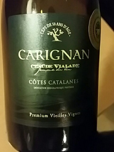 Image result for claude vialade carignan wine