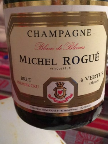 Michel Rogue Tradition Brut Champagne