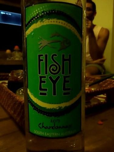 Fish eye chardonnay nv wine info for Fish eye wine