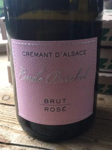 Image result for crémant d'alsace rosé