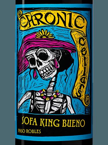 Chronic Sofa King Bueno Wine Info
