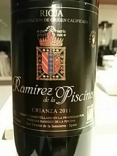 Ramirez de la piscina crianza 1980 wine info - Ramirez de la piscina ...
