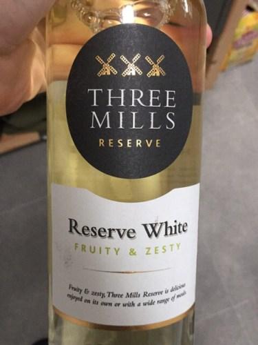Three Mills Reserve White   Vivino