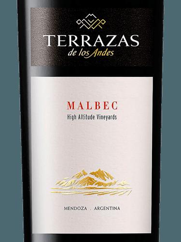 Terrazas De Los Andes Malbec 2016